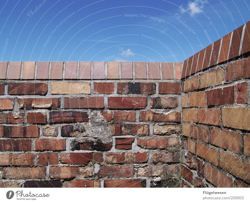 Nature Sky Wall (building) Stone Wall (barrier) Contentment Weather Environment Large High-rise Tall Facade Climate Living or residing Firm Tile