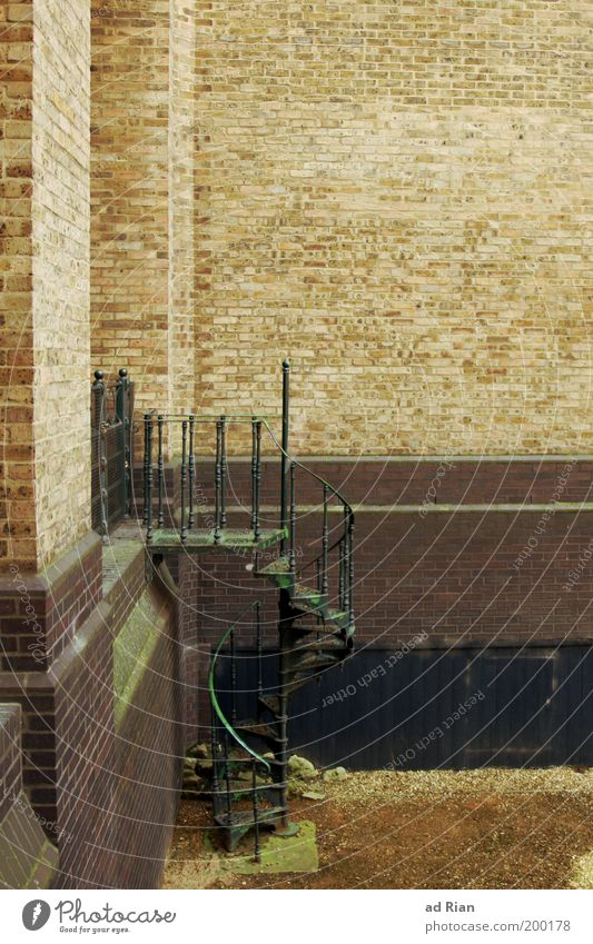 Old Wall (building) Architecture Wall (barrier) Stairs Old town Way out Winding staircase Emergency exit Back door