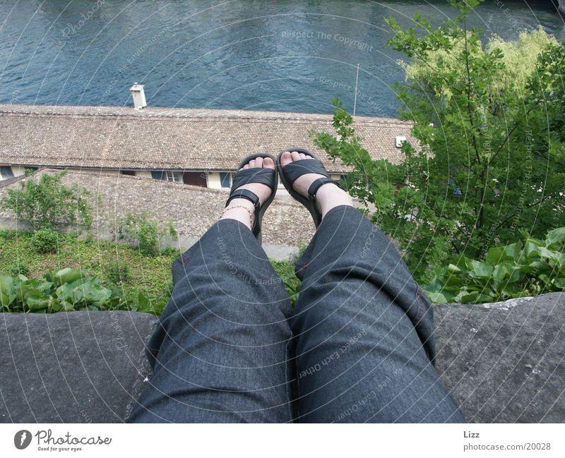 feet Sky Wall (barrier) Transport Feet