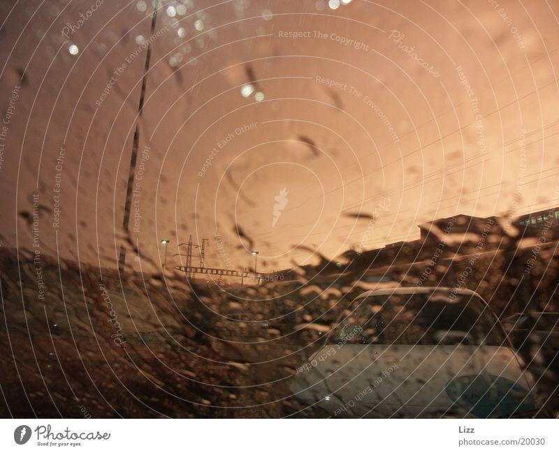 Rain disc 1 Windscreen wiper Transport Thunder and lightning Car