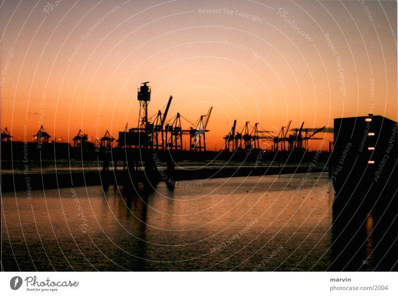 Red Harbour Crane