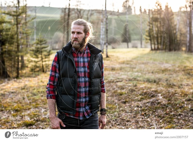 outdoor Masculine Young man Youth (Young adults) Man Adults Facial hair 1 Human being 18 - 30 years 30 - 45 years Environment Nature Landscape Beautiful weather
