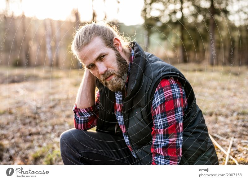 Human being Nature Youth (Young adults) Man Young man 18 - 30 years Adults Environment Masculine Cool (slang) Discover Hip & trendy Facial hair Hipster
