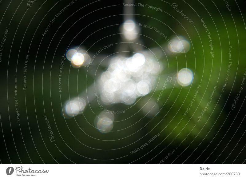 Beautiful Green Joy Happy Glittering Star (Symbol)