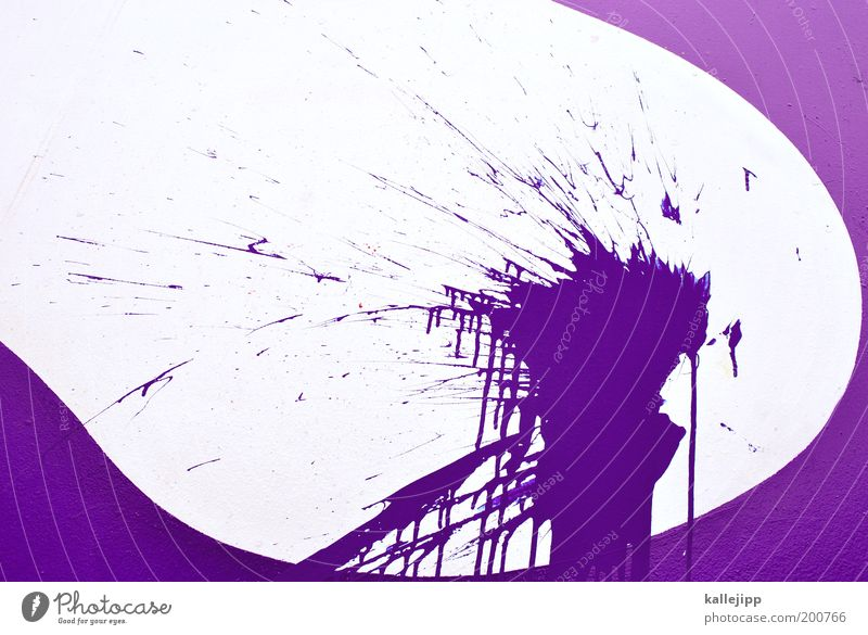 Dye Art Political movements Violet Painting and drawing (object) Event Throw Against Aggression Politics and state Demonstration Frustration Action Optimism