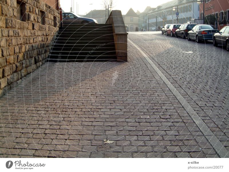Street Lanes & trails Transport Stairs Paving stone