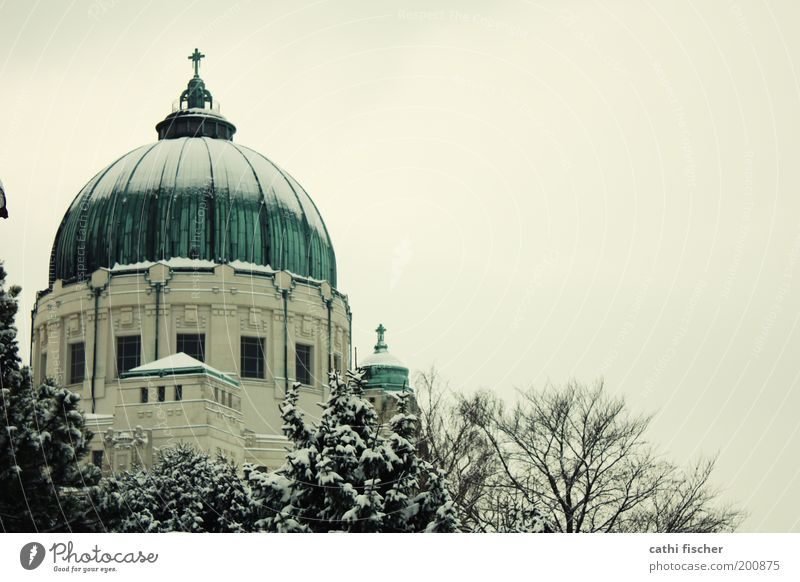 Sky White Tree Winter Black Yellow Cold Snow Architecture Gray Building Weather Ice Church Frost Manmade structures