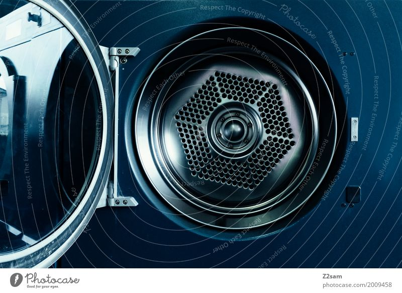 let me wash it for you Washer Machinery Esthetic Elegant Cold Round Blue Design Energy Arrangement Precision Services Drum Character Detail Glittering Hatch