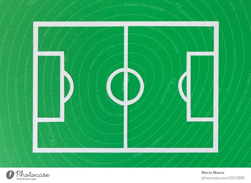 soccer field Design Sports Soccer Football pitch Playing Exceptional Sharp-edged Green Cool (slang) Competition Field Playing field Playing field parameters