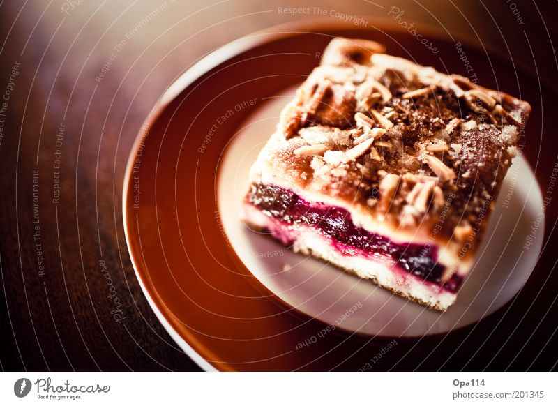 delicious cake!! Food Fruit Dough Baked goods Cake Candy Nutrition To have a coffee Banquet Plate To enjoy Simple Delicious Juicy Sour Sweet Brown Violet Pink