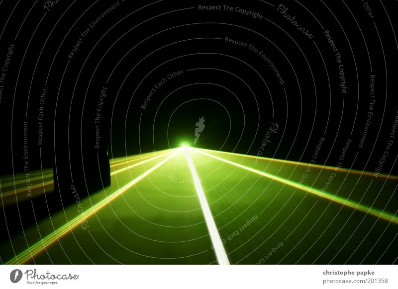 Green Party Dance Future Disco Club Illuminate Event Laser Night life Advancement Shows Lighting engineering Abstract Beam of light High-tech