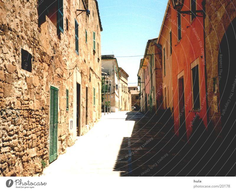 Europe Majorca Alley Alcudia
