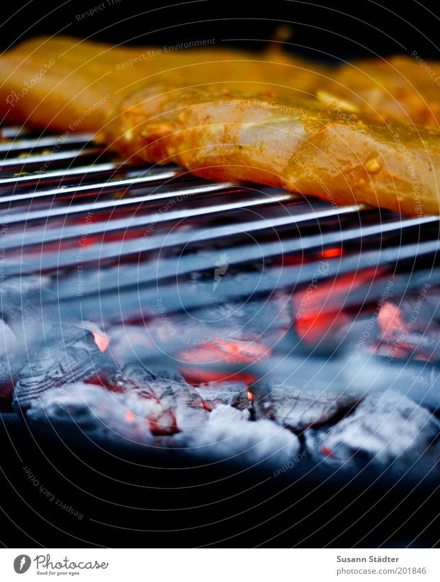 Nutrition Food Fire Cooking & Baking Fragrance Barbecue (event) Meat Dinner Barbecue (apparatus) Sausage Embers Grill Chicken Red hot Poultry Charcoal (cooking)