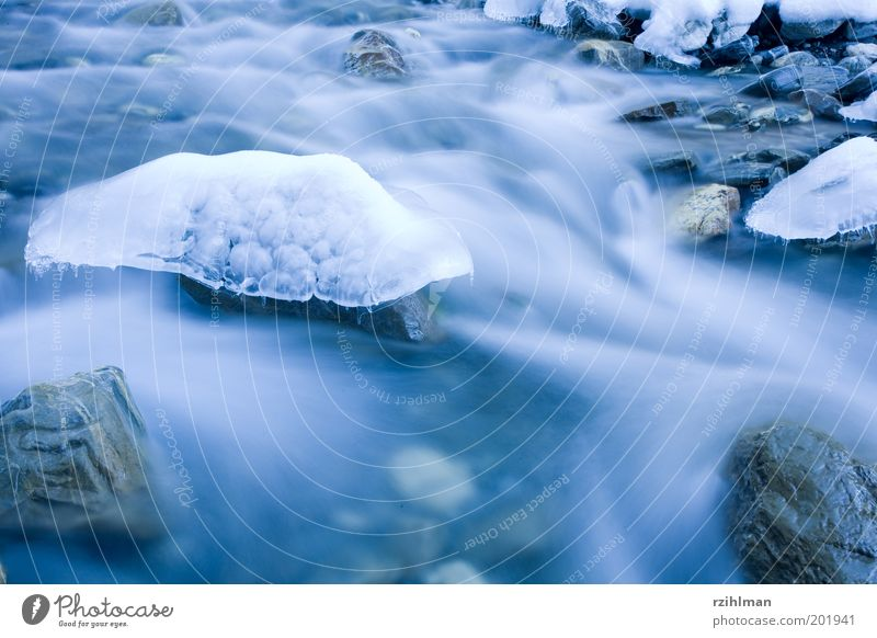 Nature Water Blue Winter Cold Landscape Ice Wet Fresh Frost River Soft Clean Frozen Freeze