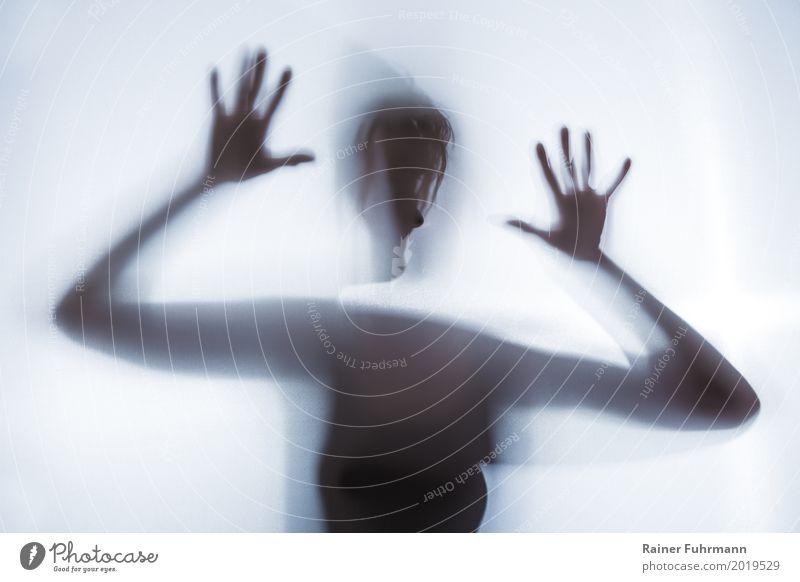 Human being Sadness Emotions Feminine Moody Fear Threat Illness Scream Cry Horror Apocalyptic sentiment