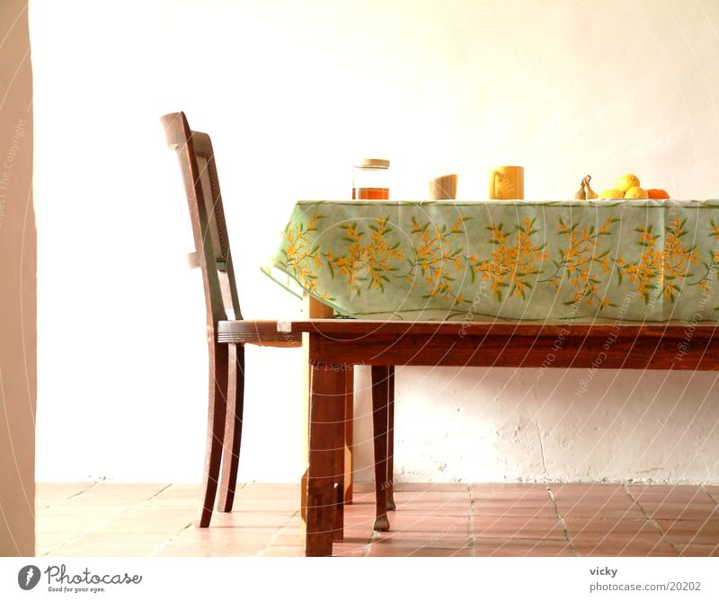 Nutrition Fruit Table Coffee Chair Kitchen Sugar Honey Country life Coffee cup Cup Country house Dining room