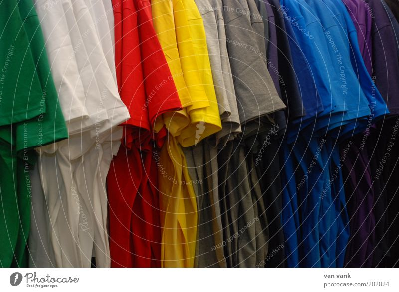 Beautiful White Green Blue Red Black Yellow Gray Brown Fashion Clothing Fresh Happiness Esthetic T-shirt