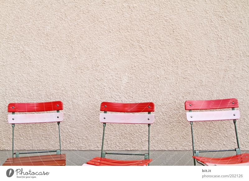 Red Calm Wall (building) Wood Stone Pink Concrete Free 3 Facade Empty Arrangement Stand Chair Row Seating