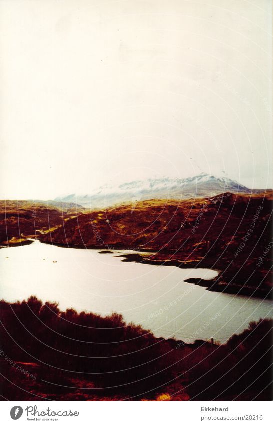 Shcottland_o3 Scotland Highlands Transport Landscape Nature