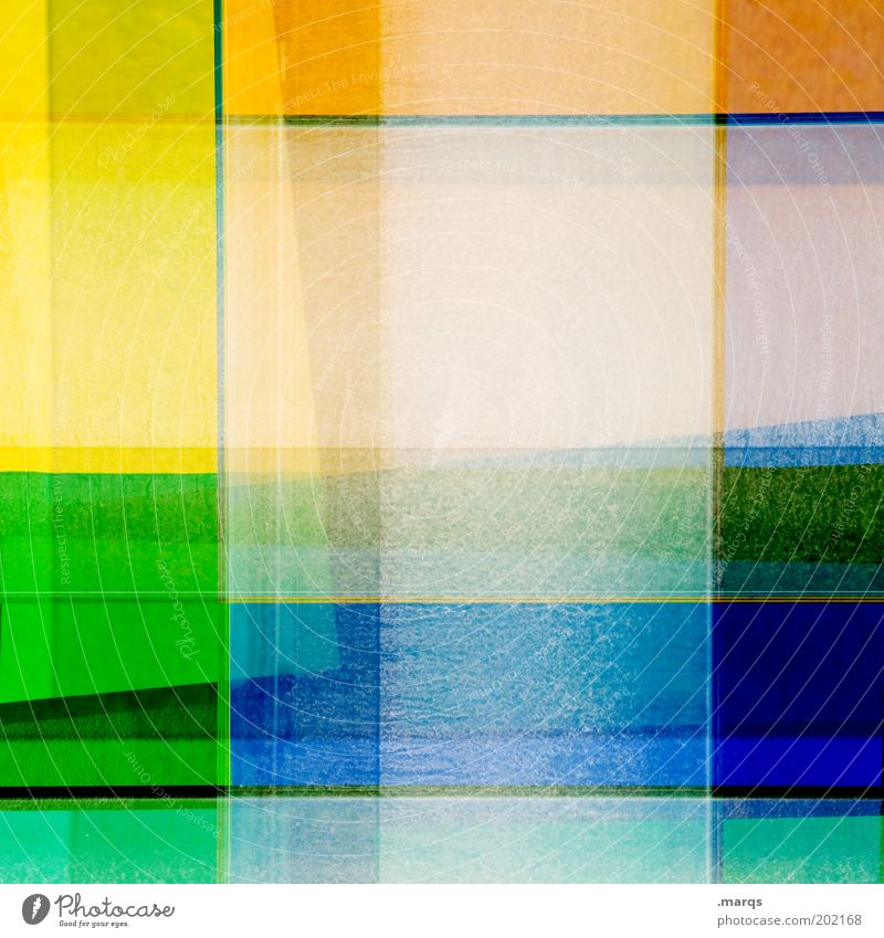 Green Blue Yellow Colour Style Line Orange Art Background picture Design Lifestyle Abstract Multicoloured Uniqueness Exceptional Division