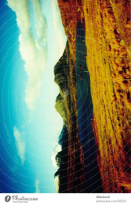 Scotland 11 Highlands Mountain Nature Landscape