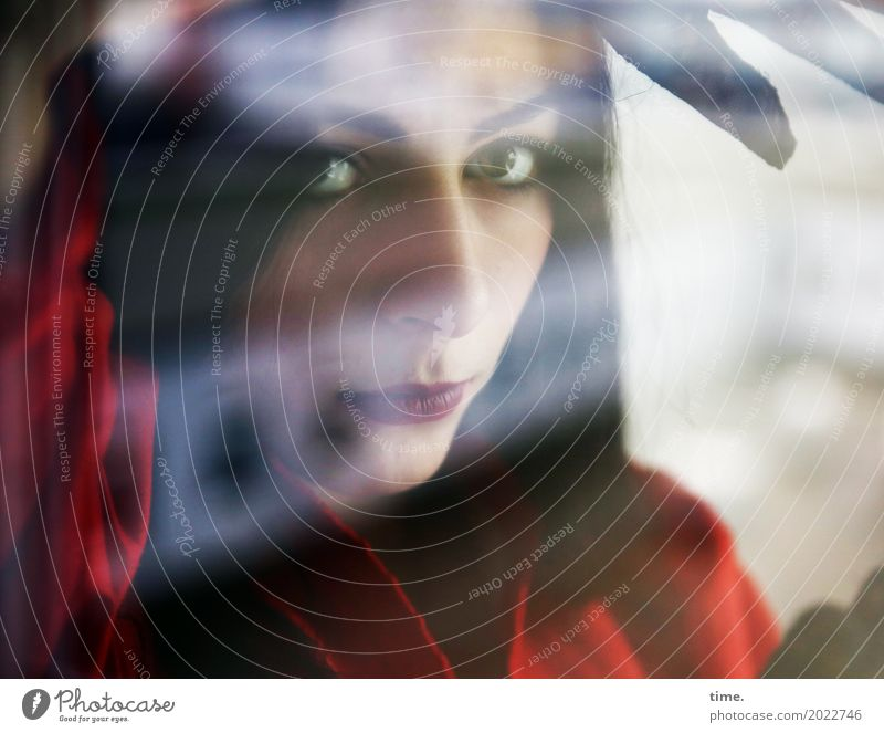 Human being Woman Beautiful Loneliness Dark Adults Life Feminine Time Wait Observe Curiosity Safety Dress Trust Passion