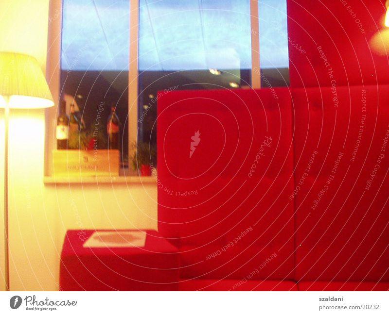 lounge Tavern Restaurant Calm Red Architecture Foyer