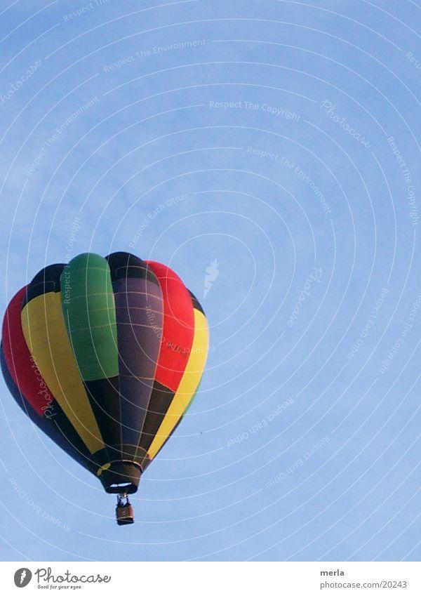Aviation Hot Air Balloon Dive