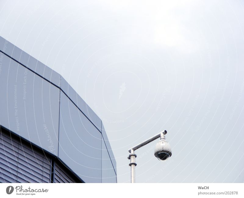 Hello, Mr. Police State! Geneva Switzerland Europe House (Residential Structure) Park Places Playground Building Architecture Window Roof Surveillance camera