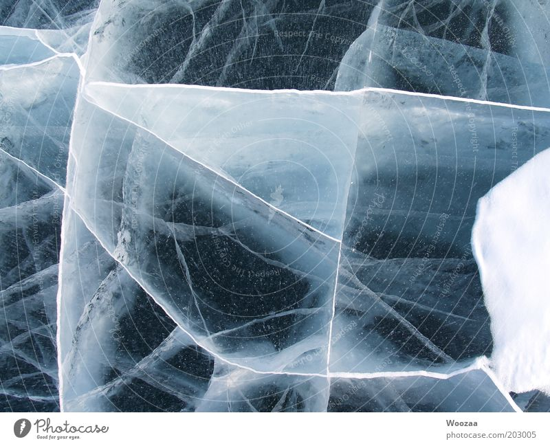 ICE BAIKAL Winter Nature Elements Ice Frost Lake Lake Baikal Crystal Freeze Esthetic Authentic Cold Original Blue White Power Unwavering Purity Pure Beautiful