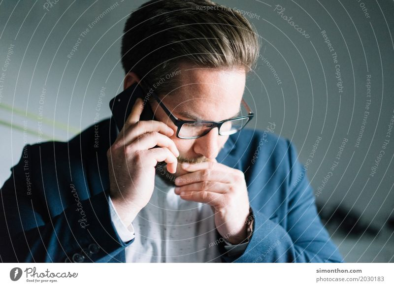 To talk Business Communicate Success Telecommunications Planning Target Team Network Fear of the future Internet Contact Information Technology Concentrate