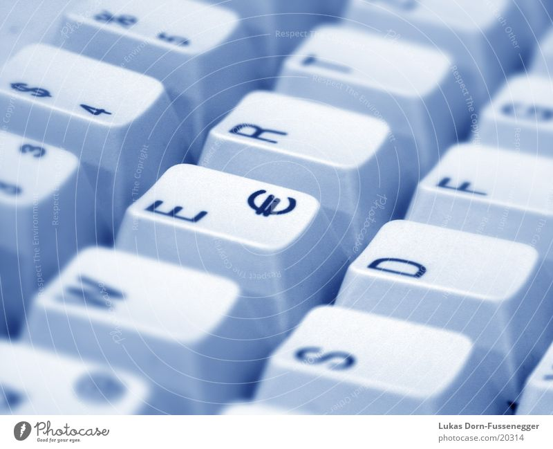 Technology Keyboard Sign Euro Electrical equipment