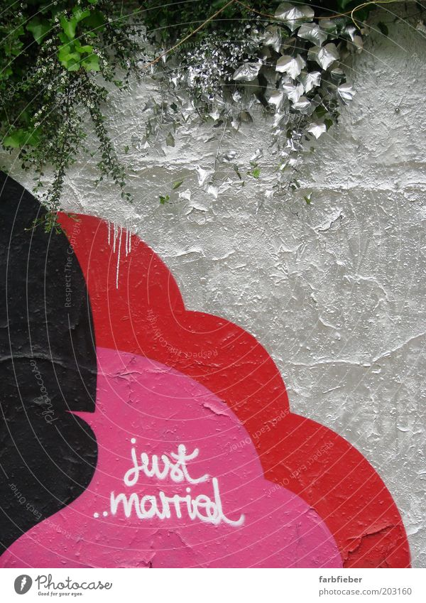 Green Red Love Black Colour Cold Wall (building) Happy Wall (barrier) Graffiti Together Glittering Pink Beginning Cool (slang) Romance