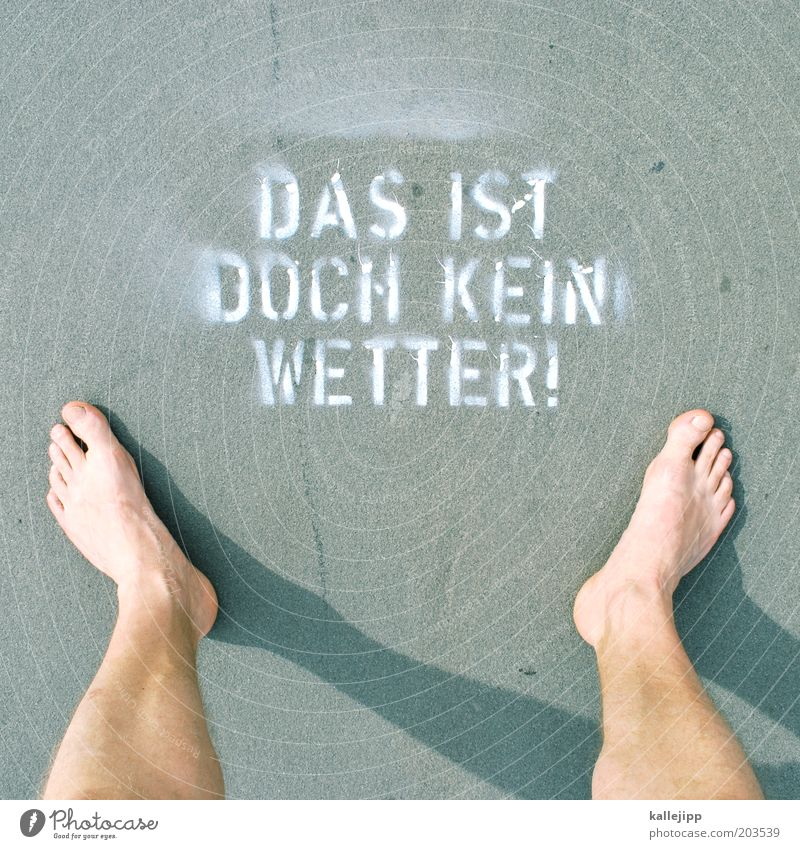 Human being Man Summer Joy Life Feet Warmth Legs Graffiti Adults Masculine Weather Communicate Stand Climate