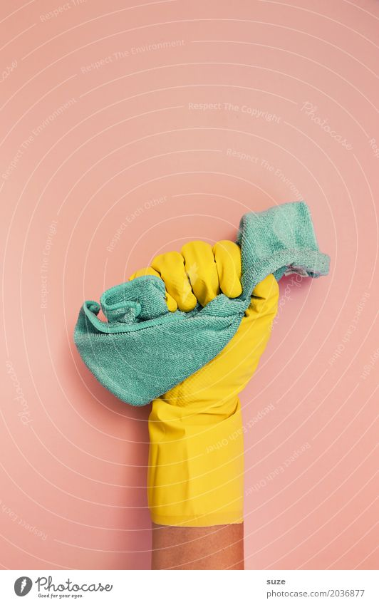 Hand Yellow Lifestyle Funny Style Design Pink Work and employment Arrangement Crazy Beginning Fingers Clean Cleaning To hold on Turquoise