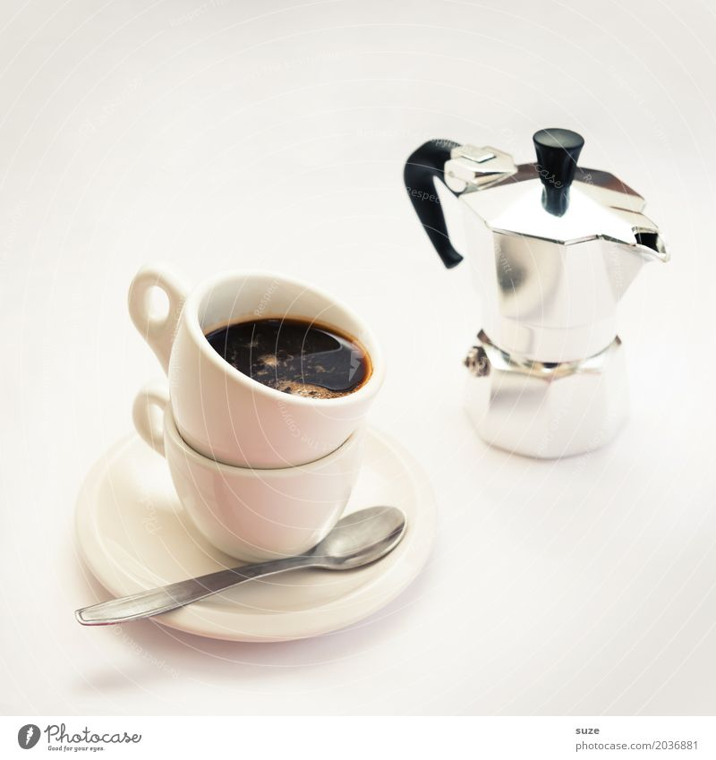 Black Lifestyle Funny Style Food Design Bright In pairs To enjoy Idea Break Beverage Coffee Gastronomy Harmonious Café