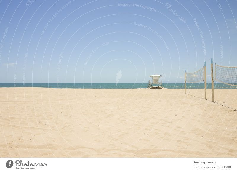 Ocean Summer Beach Vacation & Travel Calm Relaxation Sand Coast Background picture Esthetic Island Leisure and hobbies California Summer vacation Bay watch