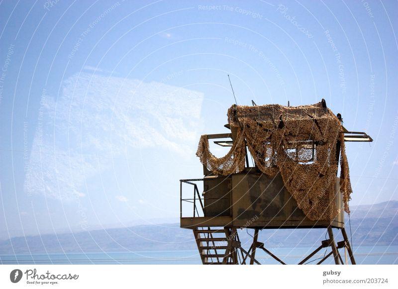 army vigilance base Ocean Death Mountain War Military Israel Army Contrast Bus travel The Dead Sea