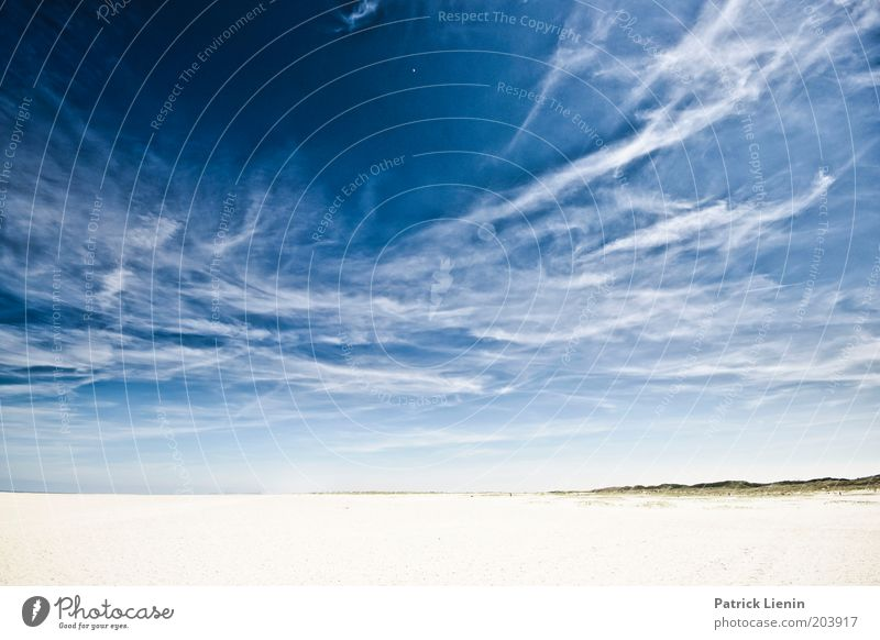 Nature Water Beautiful Sky White Ocean Blue Beach Clouds Relaxation Freedom Happy Sand Landscape Air Contentment