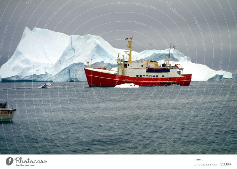 Ocean Cold Ice Navigation Arctic Ocean Greenland The Arctic