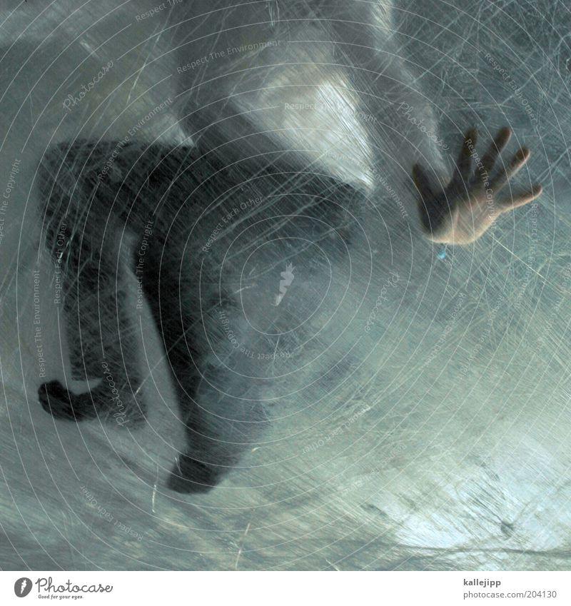 Human being Hand Cold Ice Fear Art Masculine Fingers Culture Frozen Sculpture Captured Fear of death Museum Artist Exhibition