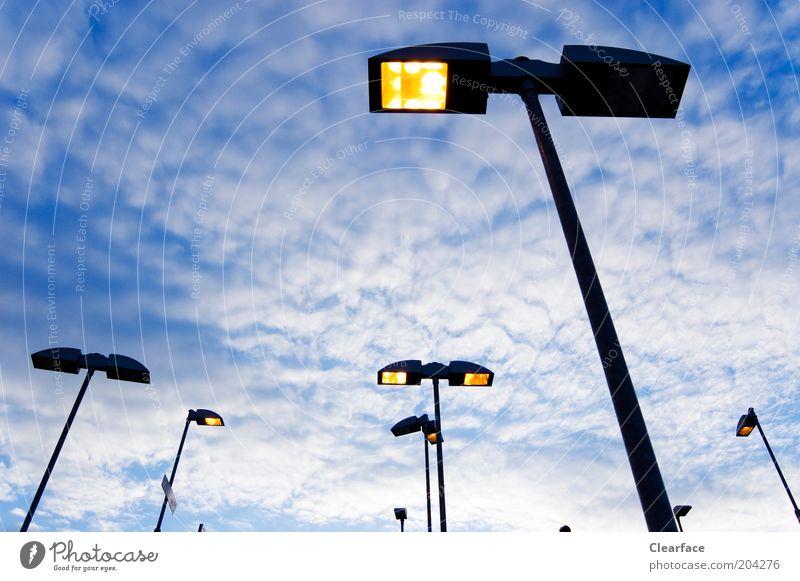 Street Energy Lantern Street lighting Capital city Advancement Clouds in the sky