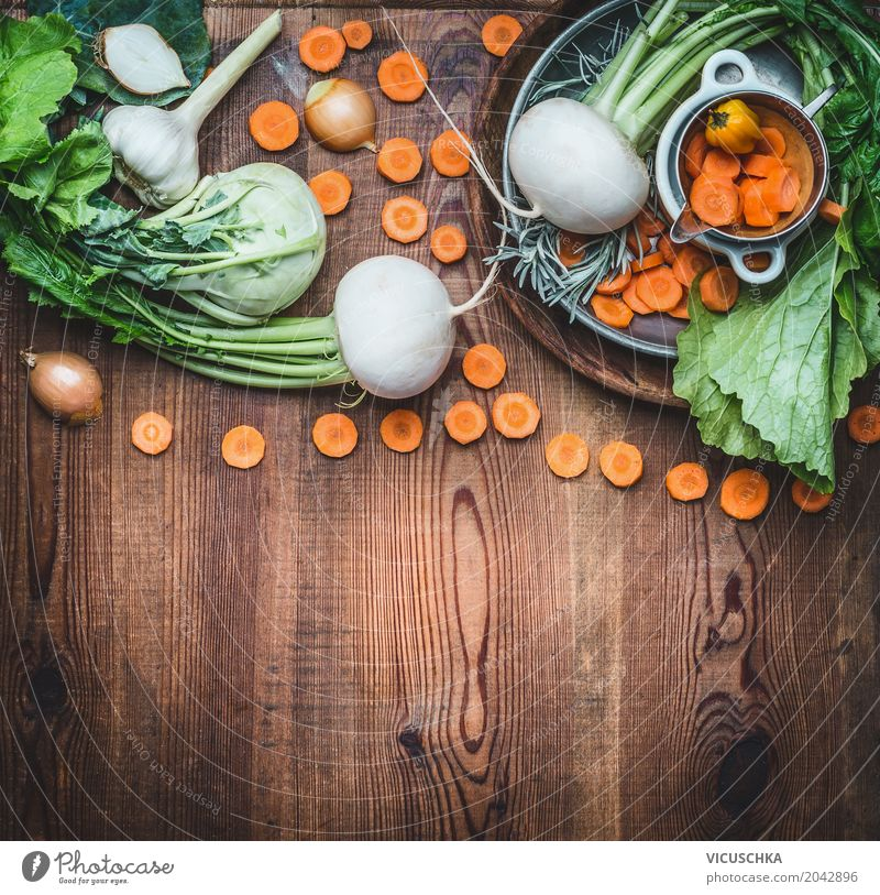 Food and cooking background with vegetables Vegetable Nutrition Organic produce Vegetarian diet Diet Crockery Style Design Table Background picture