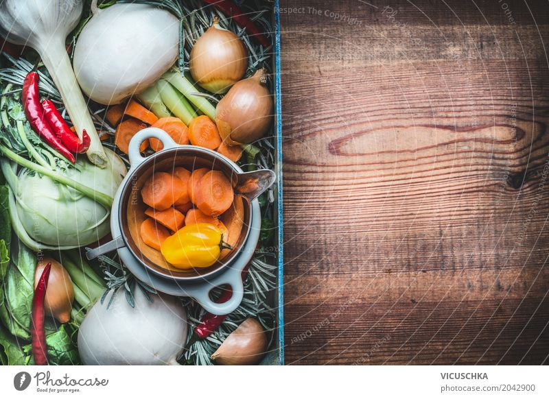 Fresh seasonal organic vegetables for healthy eating and cooking Food Vegetable Nutrition Organic produce Vegetarian diet Diet Lifestyle Style Design Garden