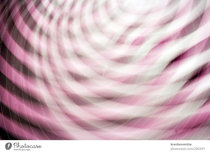 flush of lights Spiral Rotate Perturbed Intoxication psychedelic Circle Cross Light Light (Natural Phenomenon) Pink White Illogical intersection Pool of light