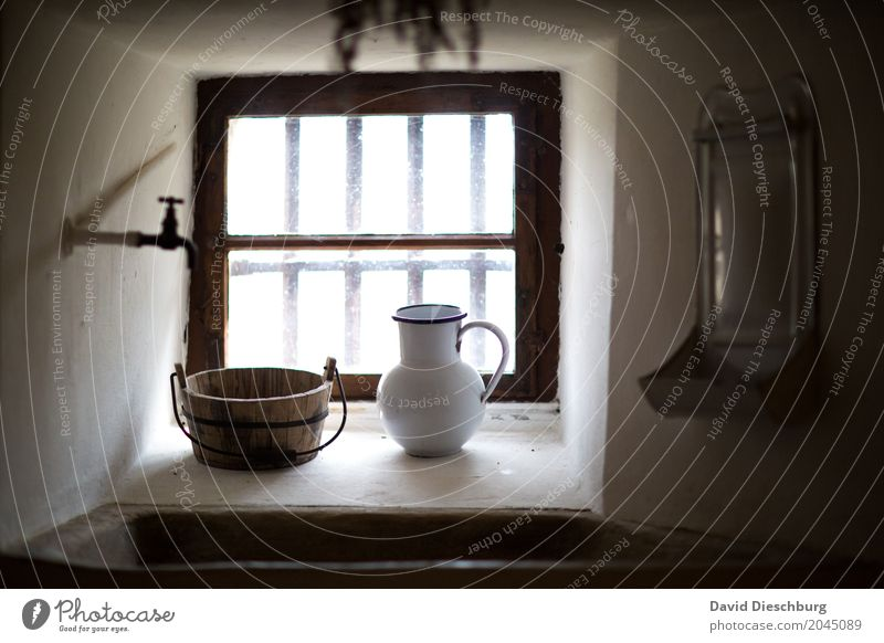 Vacation & Travel Old House (Residential Structure) Window Interior design Tourism Trip Adventure Bathroom Castle Personal hygiene Still Life Wash Old building