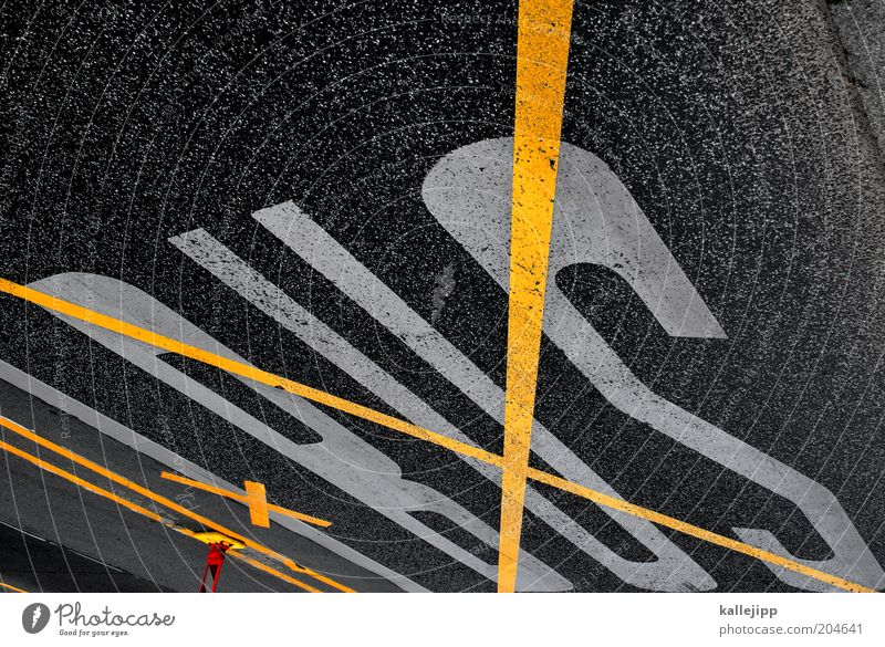 Road traffic Signs and labeling Transport Characters Mobility Traffic infrastructure Bans Passenger traffic Traffic lane Road sign Experimental Lane markings