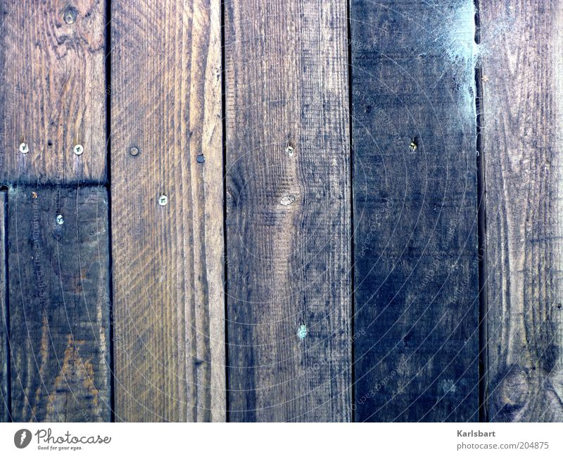 llll Wood Line Old Symmetry Fence Wooden board Wooden fence Barrier Colour photo Exterior shot Close-up Detail Pattern Structures and shapes Deserted