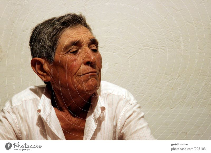 Vito Nigro Human being Adults Emotions Senior citizen Head Dream Art Masculine Poverty Culture Peace 45 - 60 years Pride Artist Musician Homosexual
