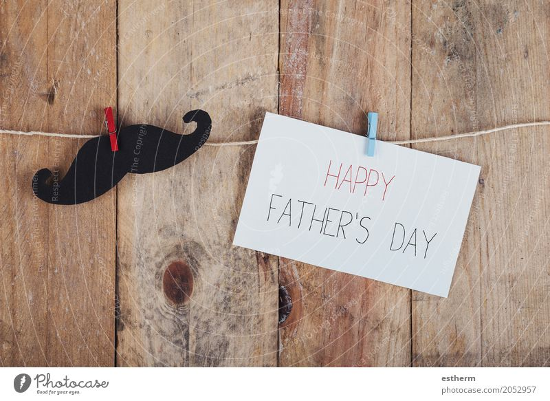 Happy fathers day Joy Adults Lifestyle Love Emotions Funny Family & Relations Happy Party Feasts & Celebrations Together Infancy Happiness To enjoy Write Event